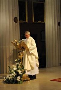 Fr Pat Egan SDB
