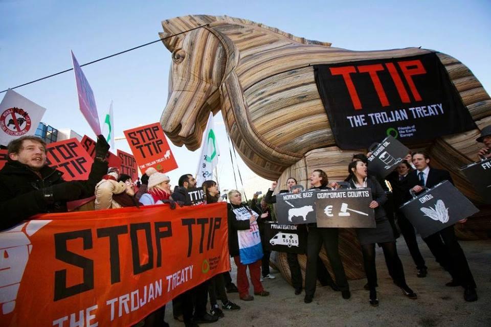 Trojan TTIP